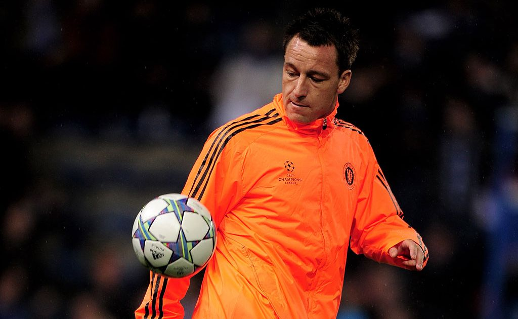 John Terry of Chelsea faces a formal investigation by the British police over an alleged racist slur.