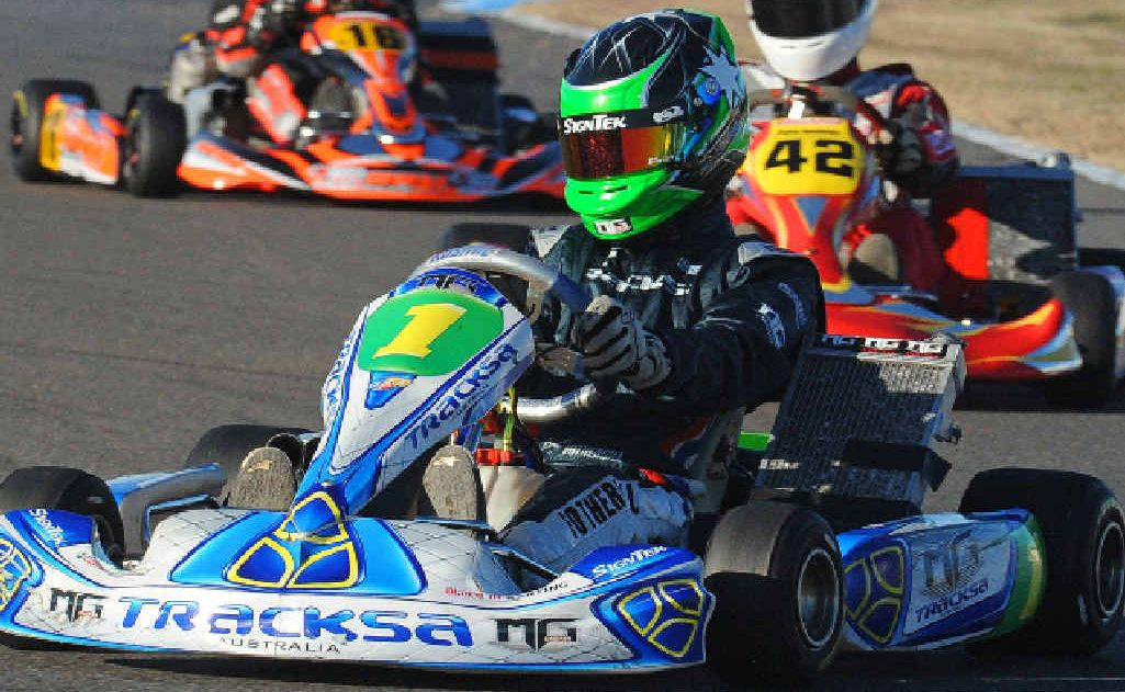 Cian Fothergill is off to Japan to compete in the Asia Pacific KF2 Championship.