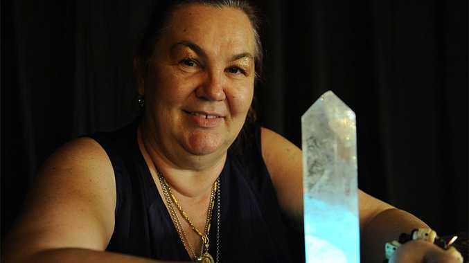 Gold Coast psychic Konnie Gold.