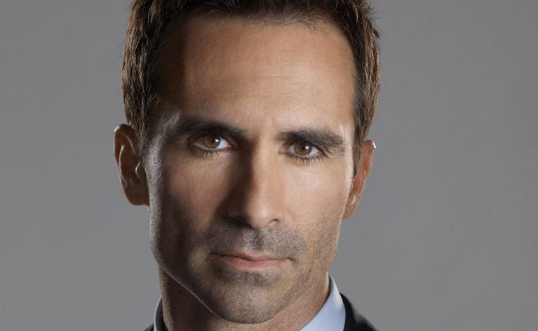 Nestor Carbonell stars in the new TV series Ringer airing on Channel 10.