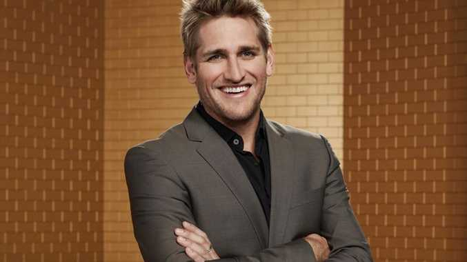Curtis Stone hosts Top Chef Masters.