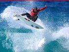 Coffs Coast surfer Heath Joske is a winning chance on the tour in South Australia.