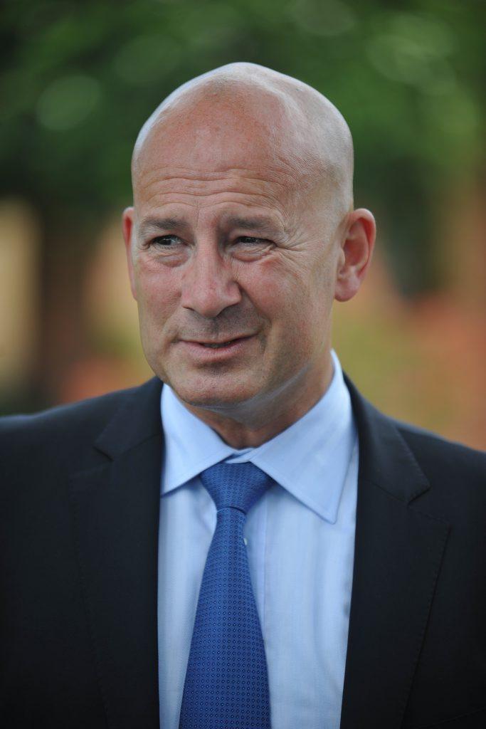 Opposition Leader John Robertson