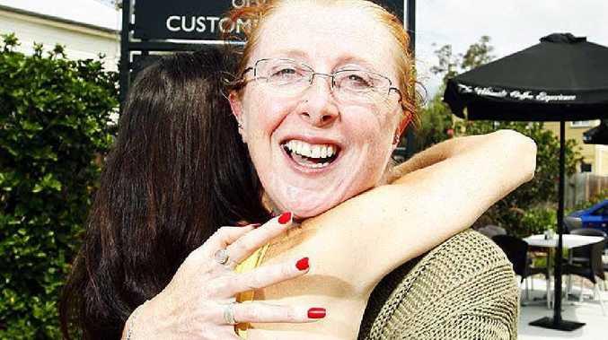 Nicola Neal is starting the Hug Club at Wray Organics.