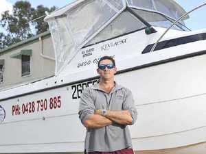 Fish crisis hits Reef charter