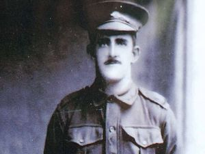 Recognition for WWI Digger