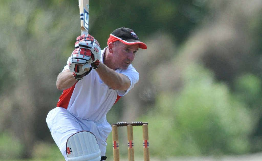 Craig Haworth was at his damaging best for PBBC Colts scoring 87 runs and taking two wickets.