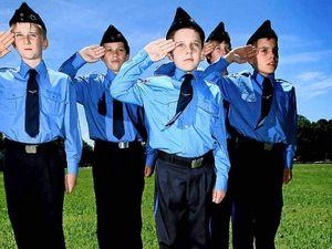 Cadets' dreams take flight