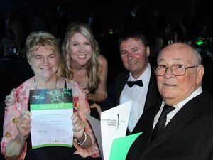 Volunteers win state tourism award