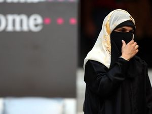 MP calls for crackdown on burqa
