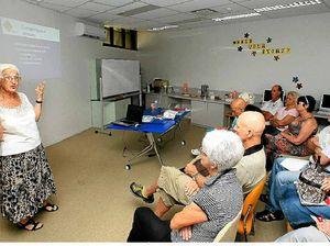 Workshop focuses on dementia