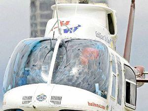 A chopper to call our own