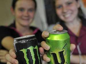 Kids get 'hypo' off energy drinks