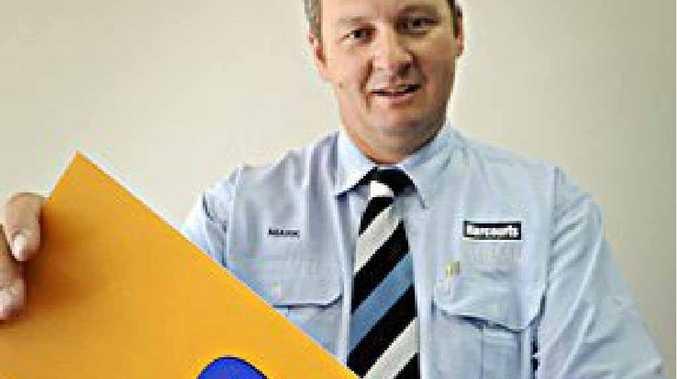 Harcourts Toowoomba principal Mark Abra.
