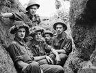 Majon'ni, Korea June 9, 1953, men of C Coy 2 RAR in the trenches on The Hook.