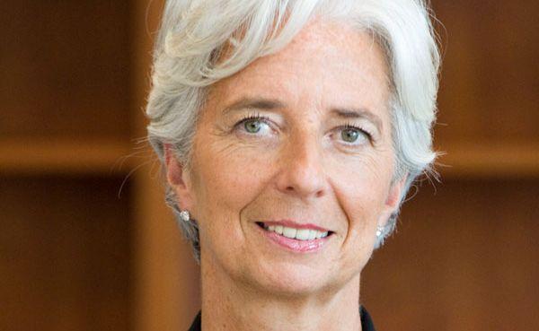 Managing Director, IMF - Photo: IMF