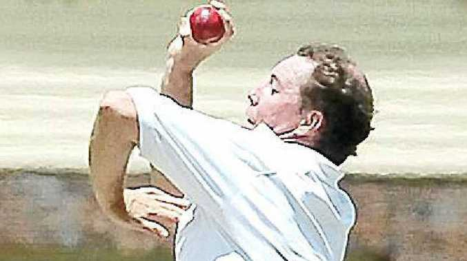 Nathan Anson, who will line up today for Ballilna Bolt Barn in the inaugural Ballina Twenty20 Premier League. Anson believes the shortest form of the game might be an opportunity for cricket to again start competing with the football codes.
