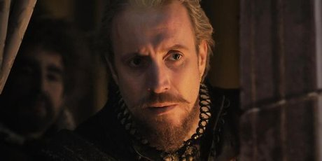 Rhys Ifans as Edward De Vere in Anonymous.