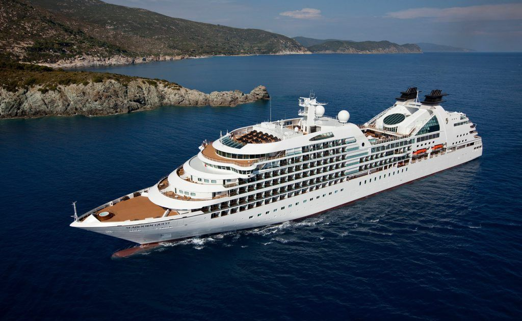 Seabourn Quest.