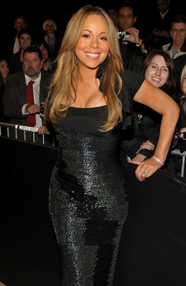 Mariah Carey had diabetes during pregnancy.