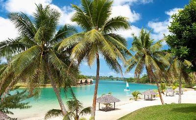 Holiday Inn Resort Vanuatu.