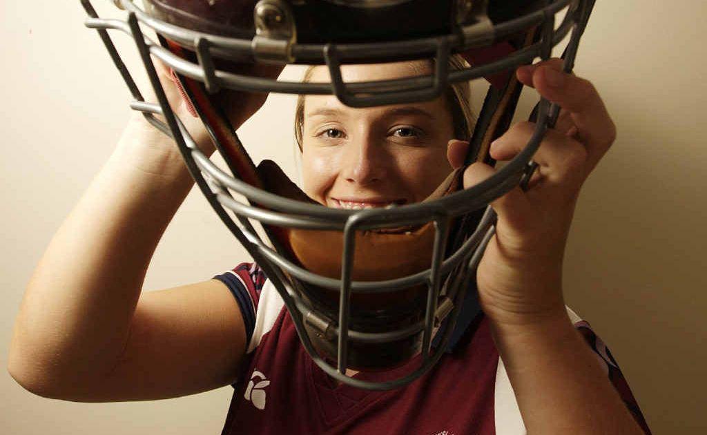 Sunshine Coast softball star, Eva Carless, 16.
