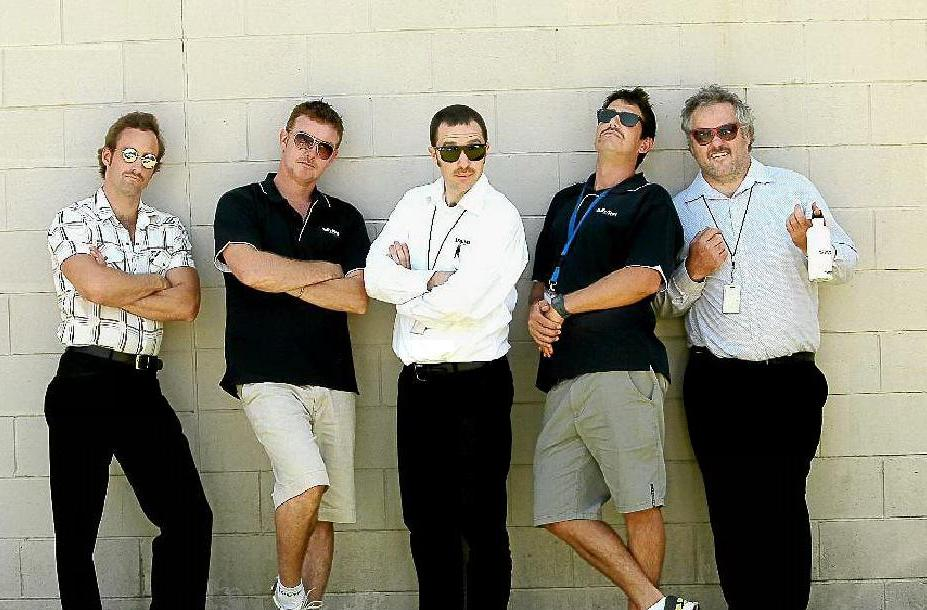 Help the Daily News Movember team the Lipshifts by donating.
