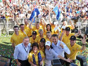 Gold Coast wins Games bid