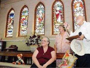 Church's show-stopper