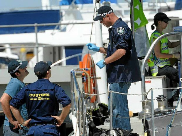 A Spanish man who was part of a group that allegedly tried to import 300kg of cocaine through the Bundaberg Port Marina has been committed to stand trial in the Supreme Court.