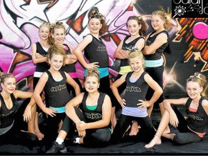 Funky new dance school