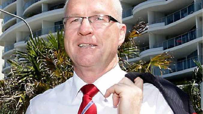 Former Chronicle executive Mark Jamieson wants to be mayor of the Sunshine Coast.