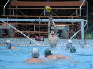 Australia top Brazil at water polo