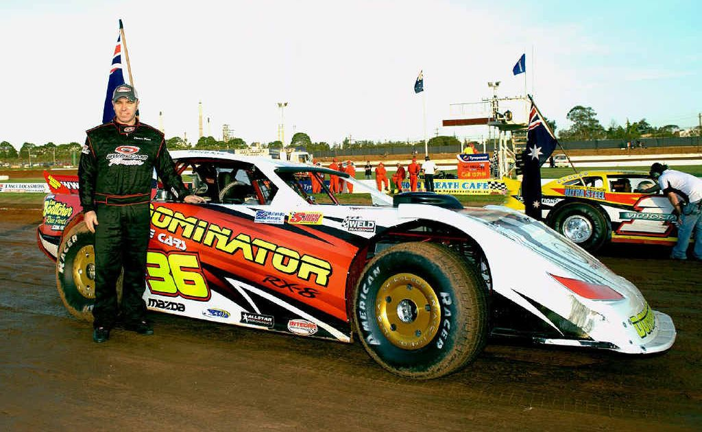 Darren Kane set a new track record at Sydney Speedway on his way to a third NSW crown last weekend.