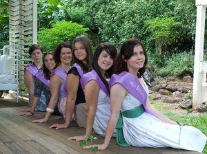 Showgirls prepare for challenge