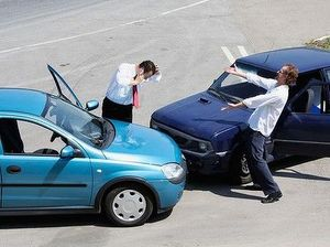 Drivers don't own up to damages