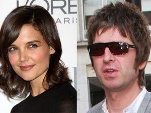 Noel Gallagher versus Katie Holmes