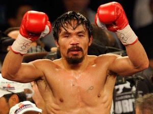 Boxer Manny Pacquiao sorry 'gays worse than animals' rant