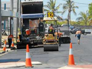 Slow finish in race to fix roads