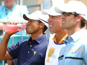 Tiger returns on the big stage