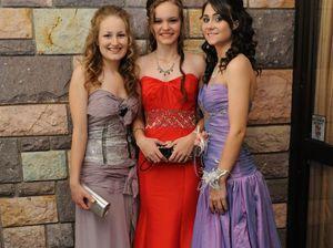 Gin Gin High School Prom 2011