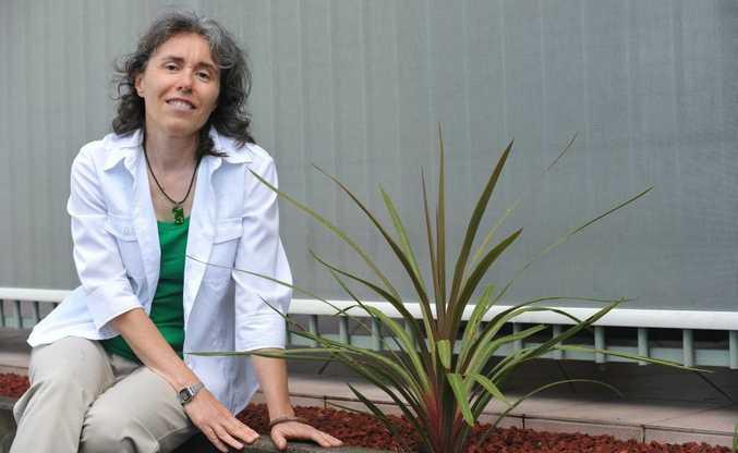 Greens candidate Janet Cavanaugh.