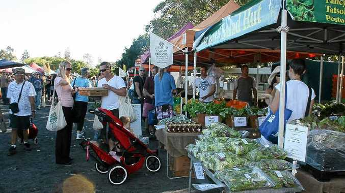 Management of Byron Shire community markets is under threat by new council policy.