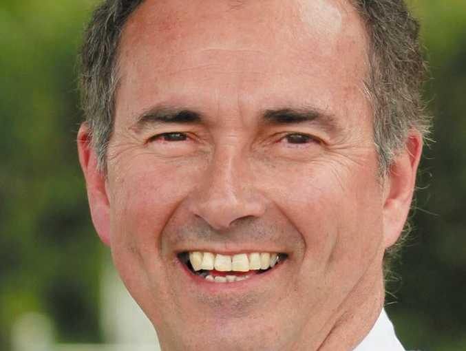 Clarence MP Chris Gulaptis.