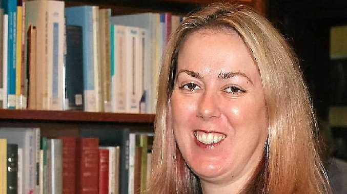 CQUniversity sleep and fatigue specialist associate professor Naomi Rogers.