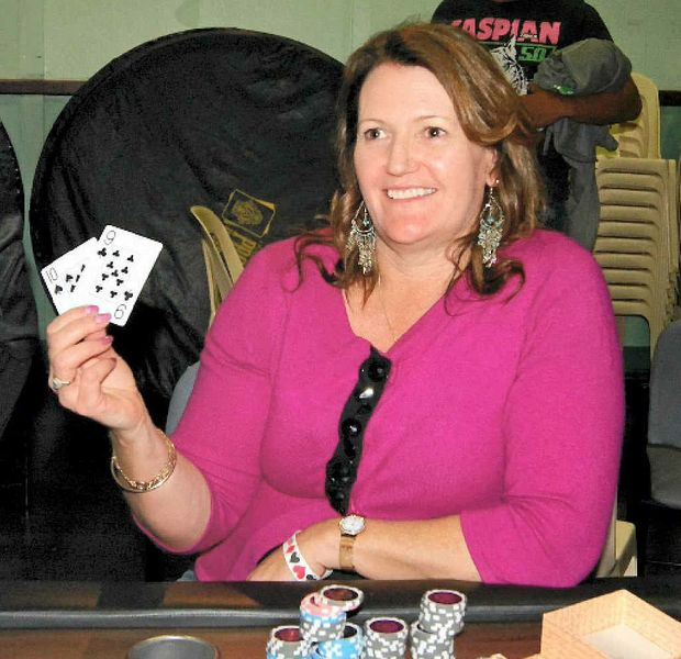 Australian Pro Poker state champion Thea Mapes will head to Cessnock for the nationals this weekend.