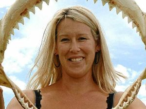 Shark catcher warns 'don't swim'