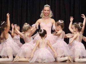 Maclean dancers wow