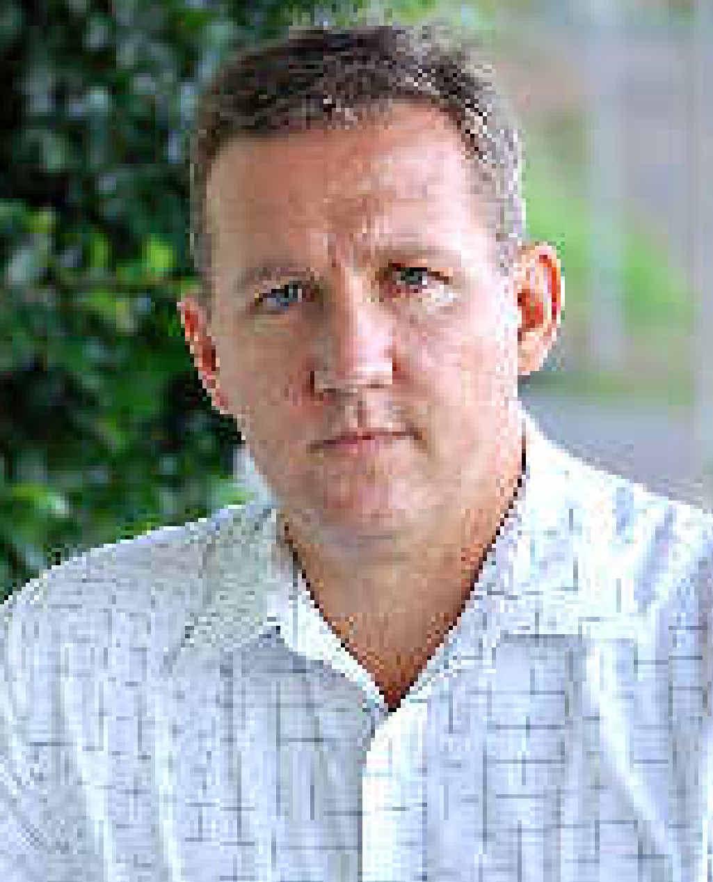 Gympie MP David Gibson