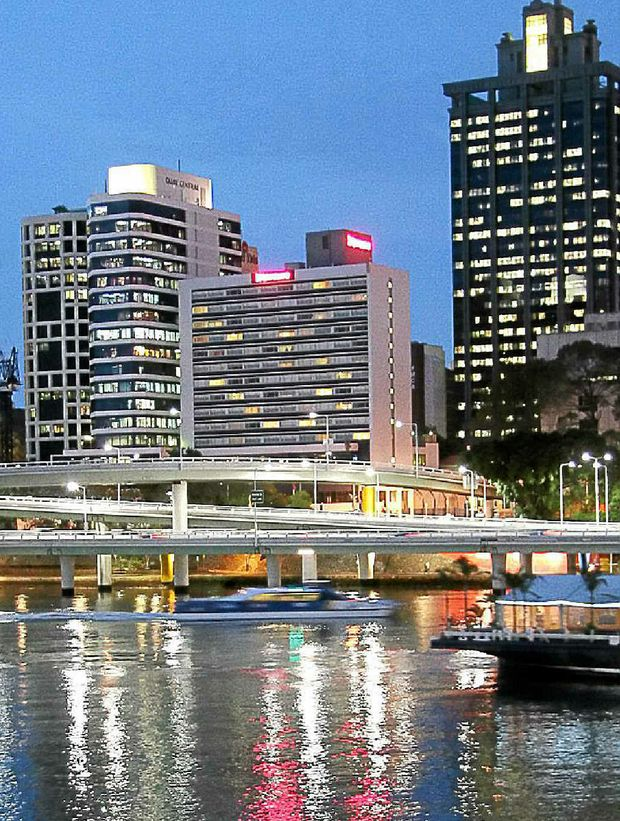 CITY HUB: Take in the views of the Brisbane River around South Bank.